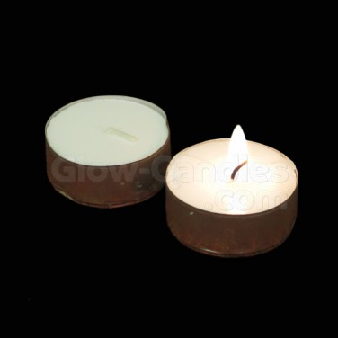Wax Tealight Candles