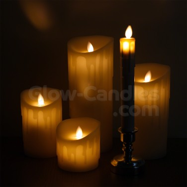 Glow Dancer Candles